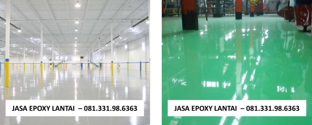 jasa epoxy lantai terpercaya