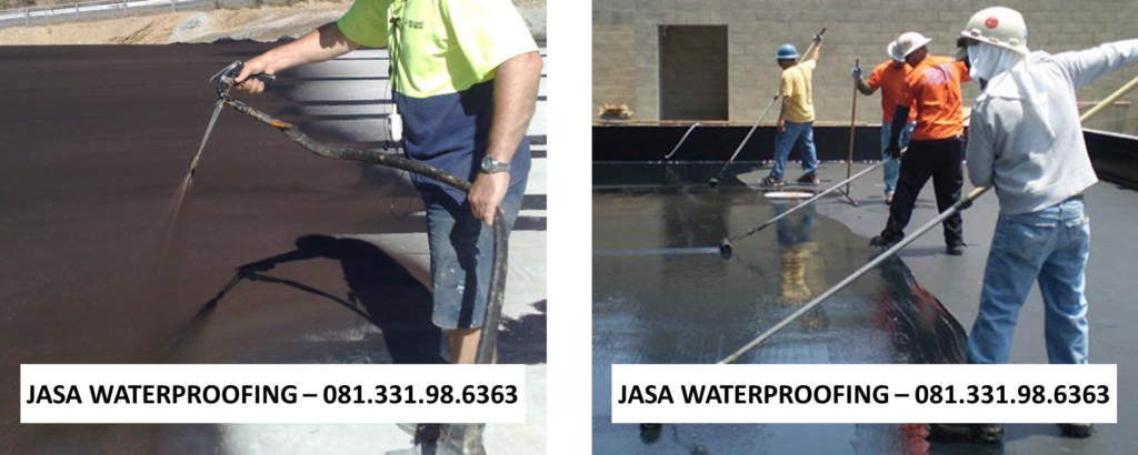 jasa waterproofing coating