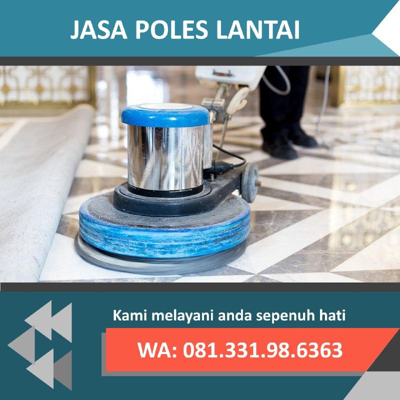 Jasa Poles Lantai Ubin Tegel Rumah Sakit Surabaya TERPERCAYA