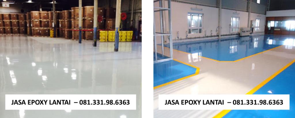 jasa epoxy lantai berkualitas